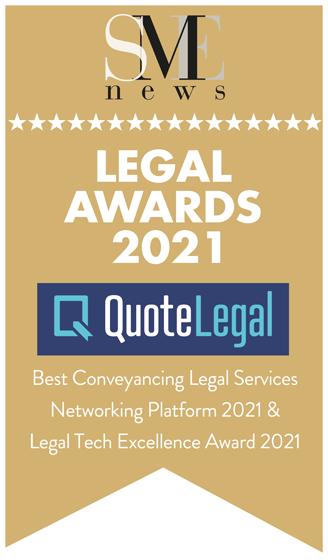 SME News Legal Awards 2021
